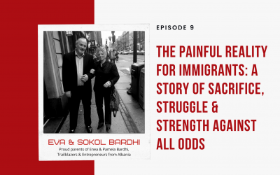Ep 9: The Painful Reality for Immigrants: A Story of Sacrifice, Struggle & Strength Against All Odds – Pamela's Parents