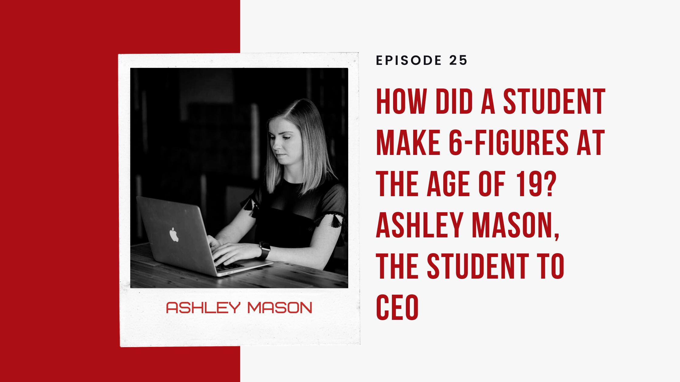 ep 25: Ashely mason